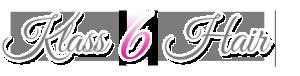 Klass 6 hair logo